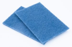 metal detectable scrub pads