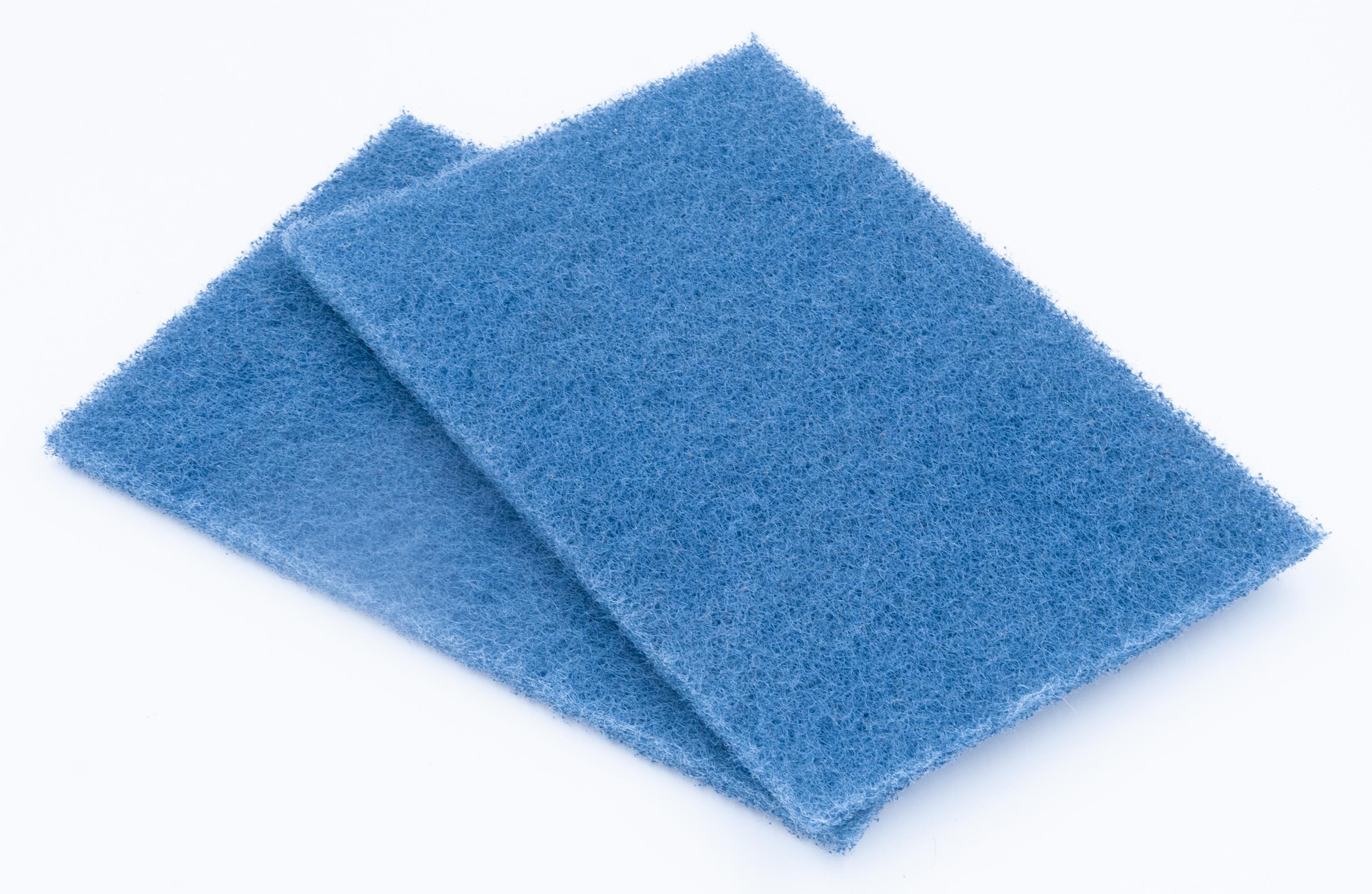metal detectable scrub pads